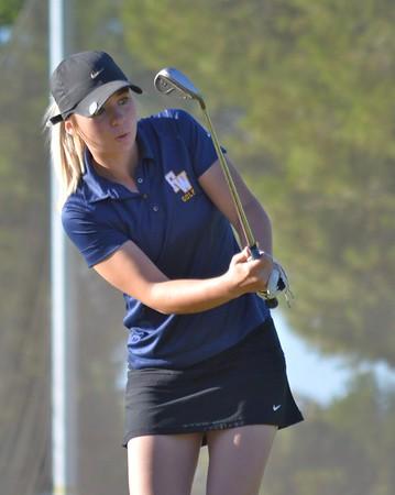 2015 Division 2 state golf Tucson
