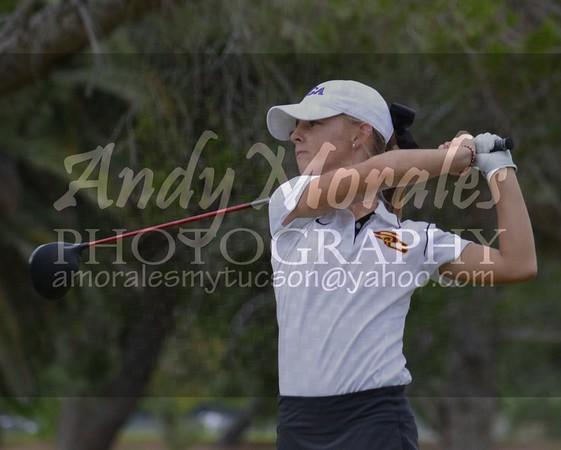 2015 girls golf cdo sahuaro salpointe