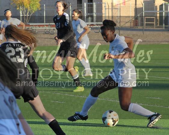 2015 girls soccer salpointe mountain view
